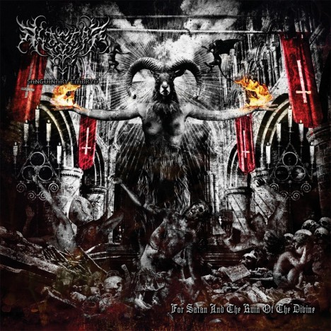 Alastor Sanguinary Embryo - For Satan And The Ruin Of The Divine