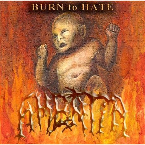 Amentia - Burn To Hate